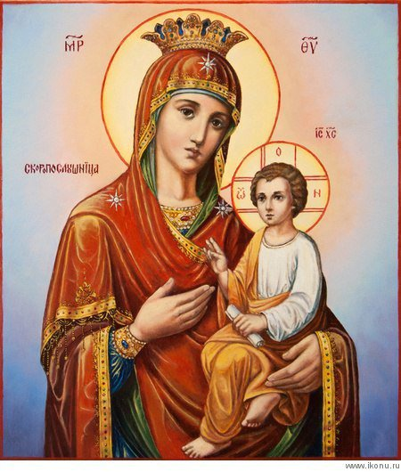 Молитва иконе Скоропослушница