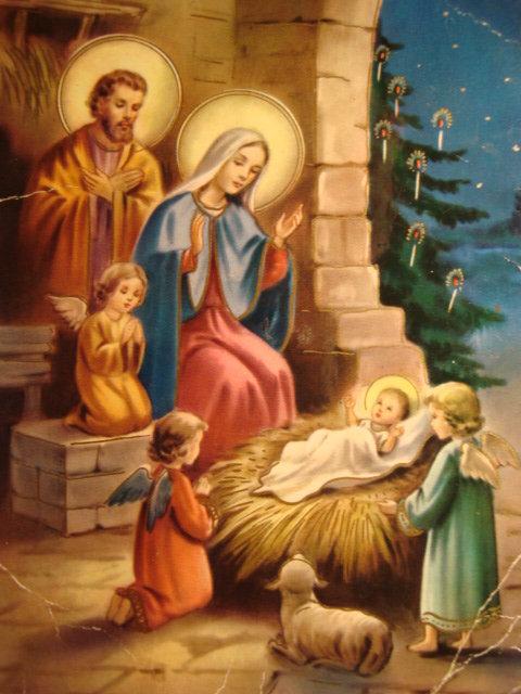 Молитва Деве Марии