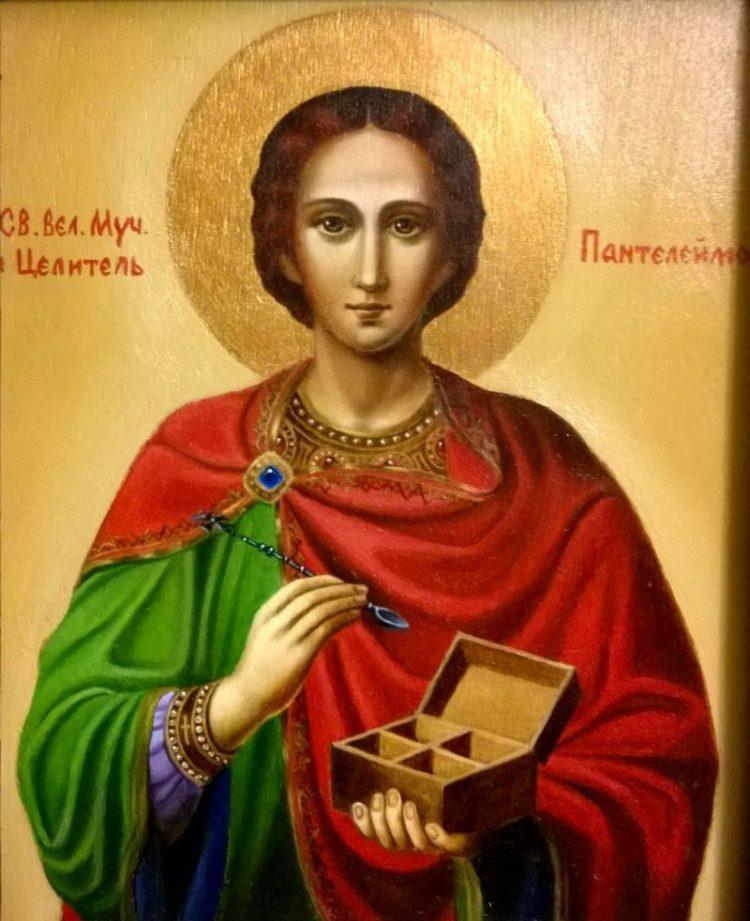 Молитва Пантелеймону Целителю