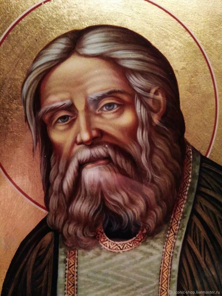 Молитва Серафиму Саровскому