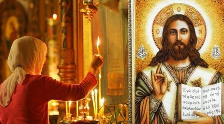 Молитва успокоения души и сердца