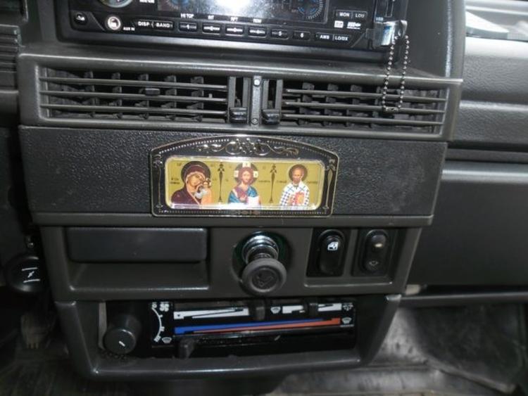 Молитва в дорогу на машине