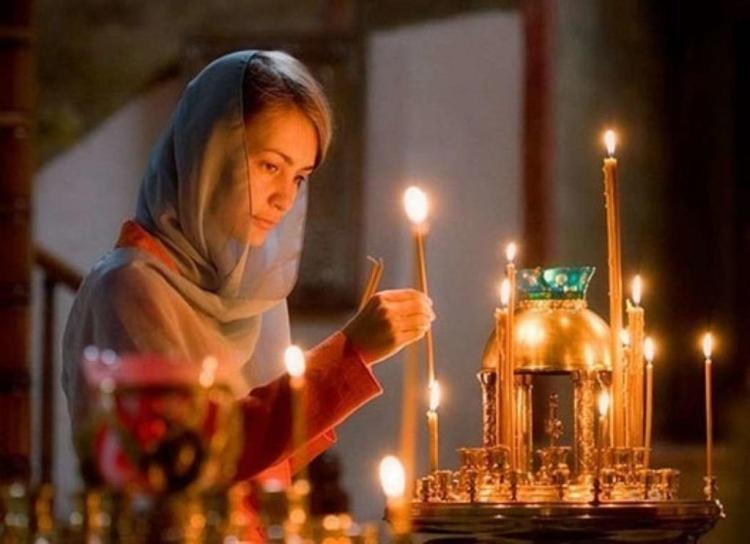 Молитва дочери о здоровье мамы