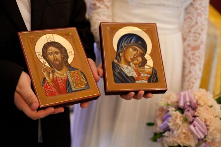 Икона для благославления дочери на брак