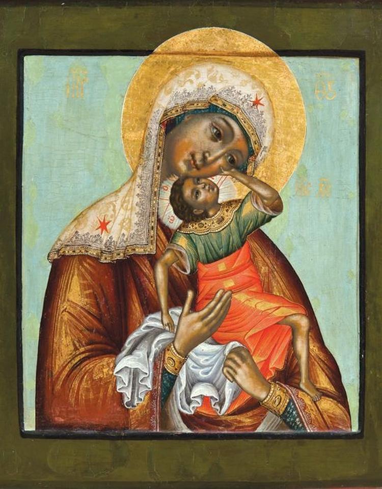 Икона и молитва чтобы забеременеть и родить здорового ребенка