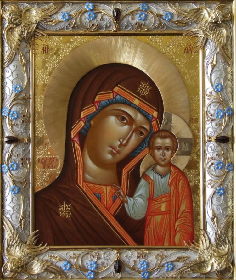 Фото и значение Казанская икона Божией матери