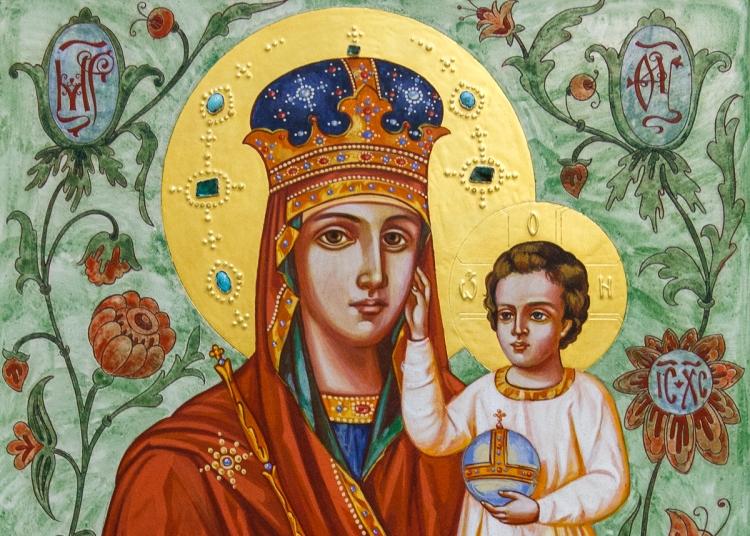 Молитвы пресвятой богородице