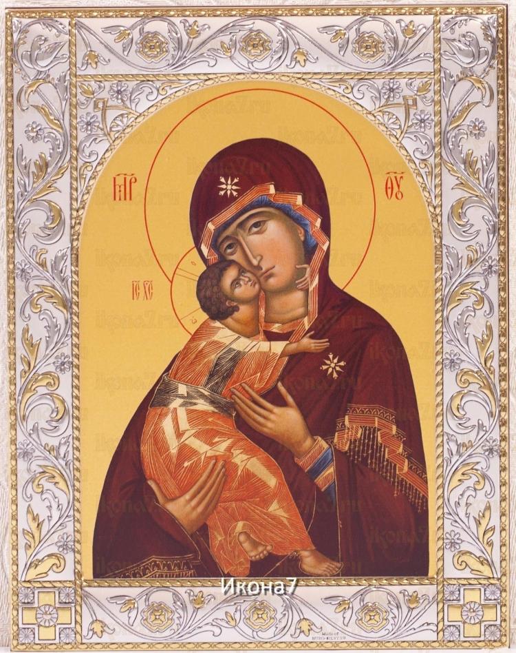 Фото и значение Владимирская икона Божией матери