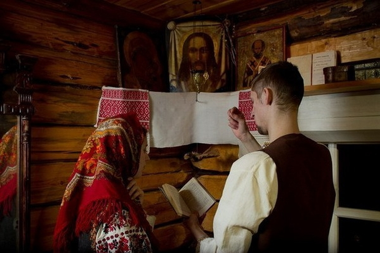 Молитвы перед чтением акафиста и после