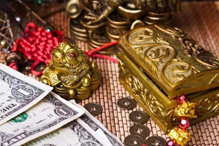 Заговор на удачу и деньги