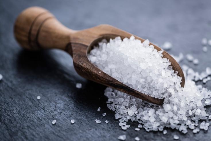 Заговор на соль читать