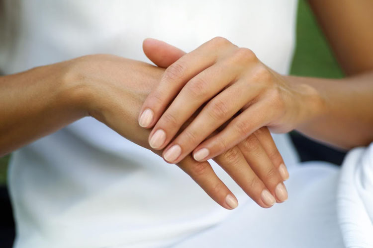 Заговоры руки