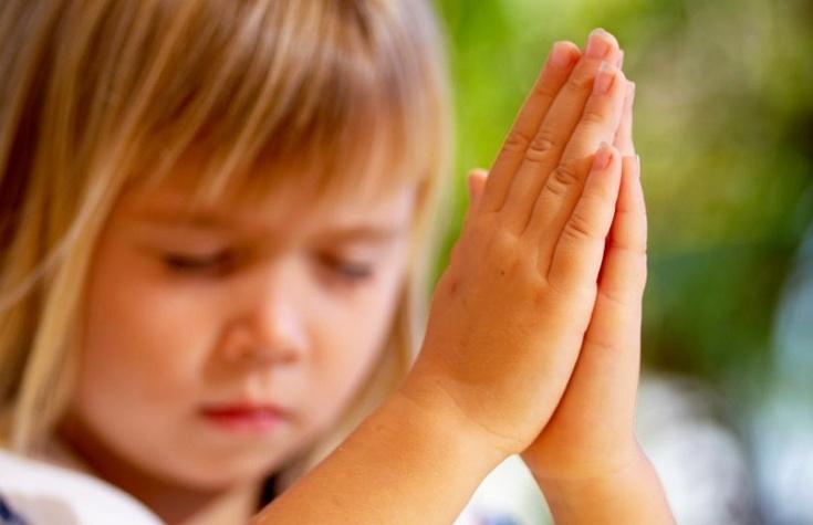 Молитва об успешной учебе ребенка